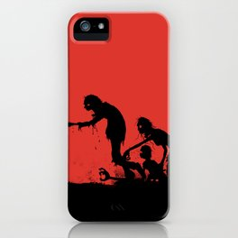 Better Red Than Dead iPhone Case