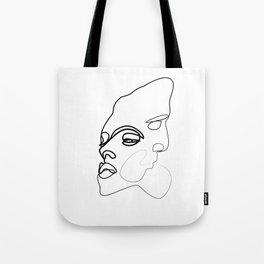 Hun Vucub Tote Bag