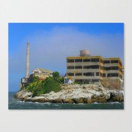 Alcatraz Island 2 Canvas Print