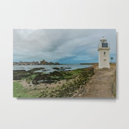 Barfleur Lighthouse Metal Print