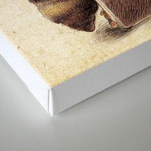 Worker Bee Canvas Print