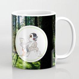 Working Penguinton! Coffee Mug