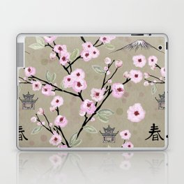 Japanese Spring Laptop & iPad Skin