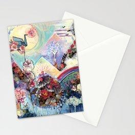 Flourishland Stationery Cards
