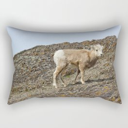 Adventurous Kid Rectangular Pillow