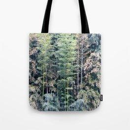 Temple Bamboo Tote Bag