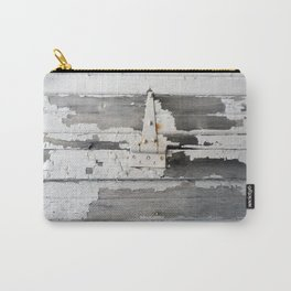 Hinge on Vintage Door Carry-All Pouch