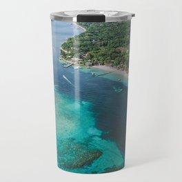 Roatan Island, Honduras III Travel Mug