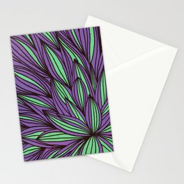 Fabulous flowers Stationery Cards