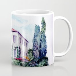 Saint Porchaire Country Home Coffee Mug
