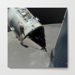 Apollo 17 - Command Module Metal Print