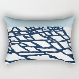 Ice Out Rectangular Pillow