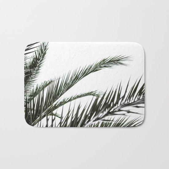Palm Leaves 2 Bath Mat