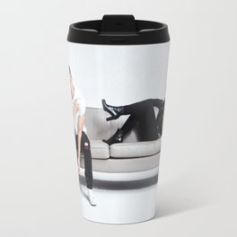Demi and Nick #1 Travel Mug