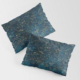 Under Constellations Pillow Sham