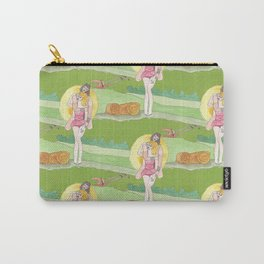Roll in the Hay Carry-All Pouch