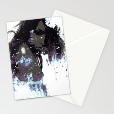 Ashes of a constellation Stationery Cards