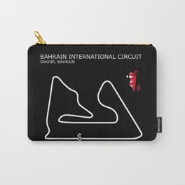 The Bahrain International Circuit Carry-All Pouch