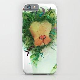 Jungle King iPhone Case