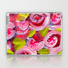 Roses on Roses on Roses Laptop & iPad Skin