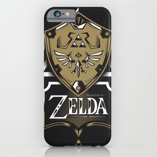 Zelda v89 iPhone & iPod Case