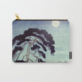At the Moon in Zensein Carry-All Pouch