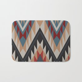 American Native Pattern No. 11 Bath Mat