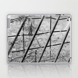 Shades of Fence Laptop & iPad Skin