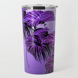 Fashion models in thirty shades of purple Travel Mug