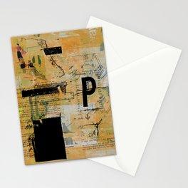 misprint 55 Stationery Cards