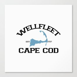 Wellfleet, Cape Cod Canvas Print