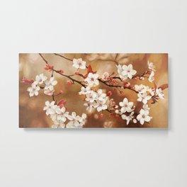 Jenny Thomlinson - Sakura Metal Print