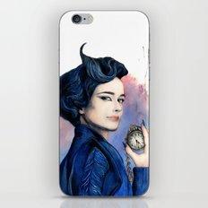 Miss Peregrine iPhone Skin