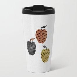Scandi Apples Travel Mug