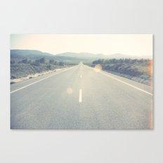 roads I Canvas Print