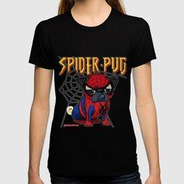 Spider Pug T-shirt
