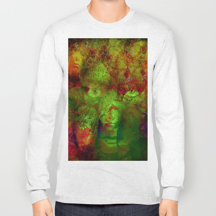 The clairvoyant of Harlem Long Sleeve T-shirt