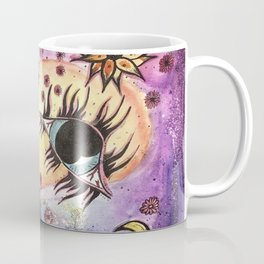 Goddess of Galaxies Coffee Mug