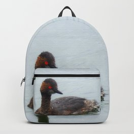 Eared Grebe Backpack