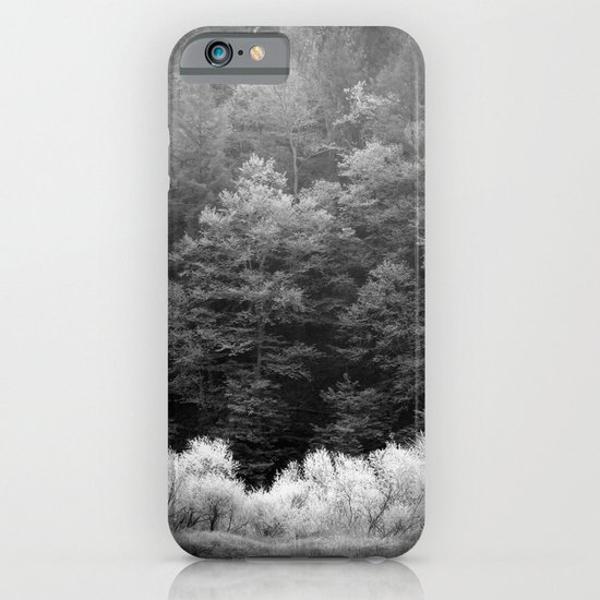 The Forest Keeps Secrets iPhone & iPod Case