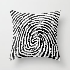 I AM Throw Pillow