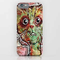 Chester the zombie cat Slim Case iPhone 6s