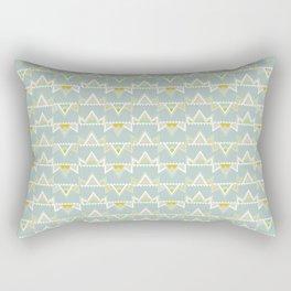 Crown Deco Rectangular Pillow