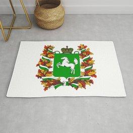 flag of Tomsk Rug