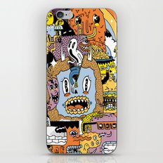 The Escape Plan iPhone & iPod Skin