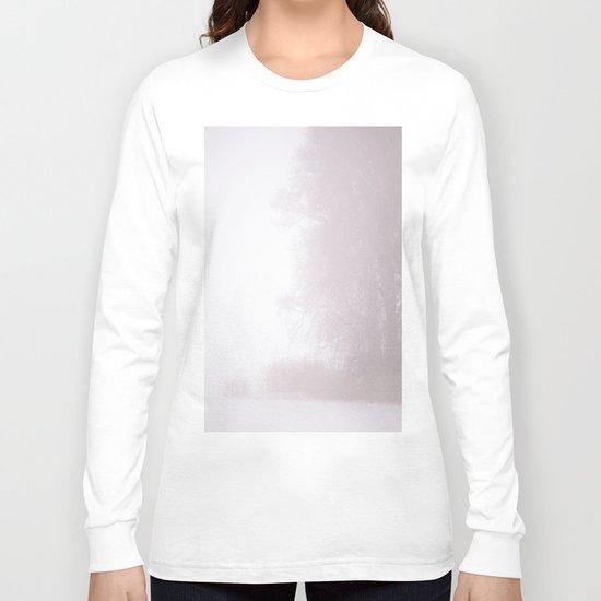 Misty Atmosphere Long Sleeve T-shirt