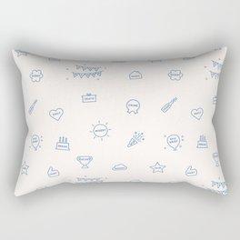 Let's Celebrate ! Rectangular Pillow