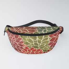 Floral Abstract 7 Fanny Pack