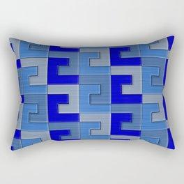Geometrix XCI Rectangular Pillow