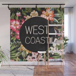 West Coast Wall Mural